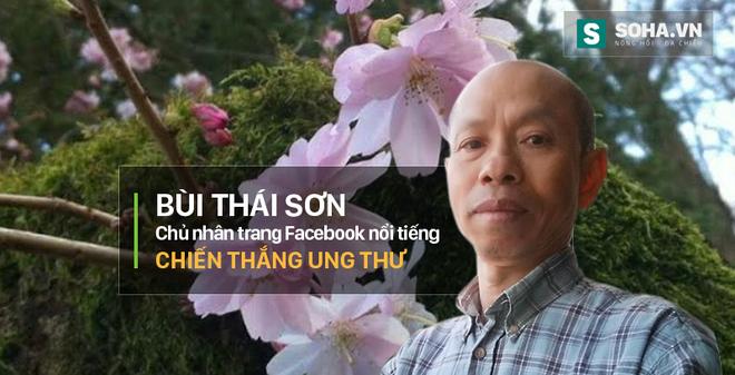 Chuyện về Facebook Chiến thắng Ung thư kỳ lạ nhất Việt Nam 1